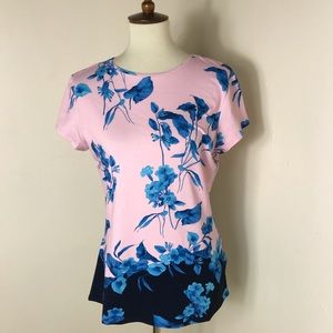 Ted Baker stretch Jersey floral tee